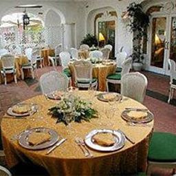 Breakfast room within restaurant La Palma