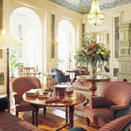 Vista interior Villa Reine Hortense Chateaux et Hotels Collection