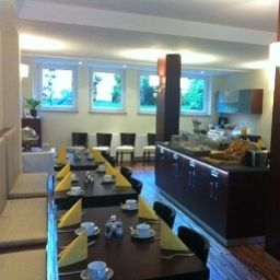 Breakfast room Hamburg Garni