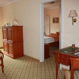 Suite junior Park Hotel Schloss Kaulsdorf