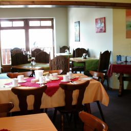 Breakfast room Aparthotel Fotos