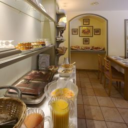Buffet BEST WESTERN France Europe