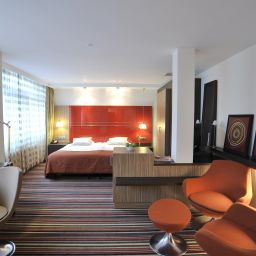 Pokój typu junior suite Golden Tulip Amersfoort