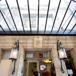Фасад Quality Hotel Bordeaux Centre