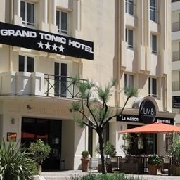 Grand Tonic Hotel Biarritz Fotos