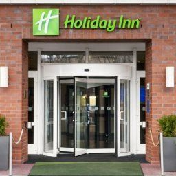 Фасад Holiday Inn DRESDEN