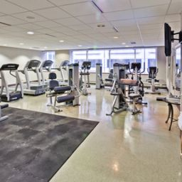 Wellness/fitness area Crowne Plaza CHICAGO MAGNIFICENT MILE