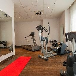 Sala fitness Park Inn by Radisson