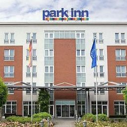 Exterior view Park Inn by Radisson Kamen/Unna