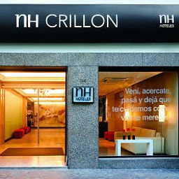 Exterior view NH Crillon