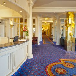 Recepcja Menzies Hotels Bournemouth Carlton