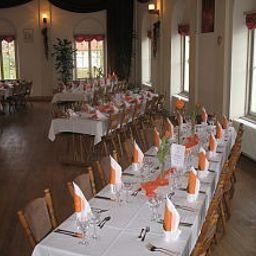 Banqueting hall Zur Post