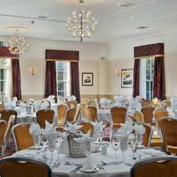 Banqueting hall Hilton Puckrup Hall Tewkesbury