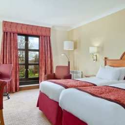 Room Hilton Puckrup Hall Tewkesbury