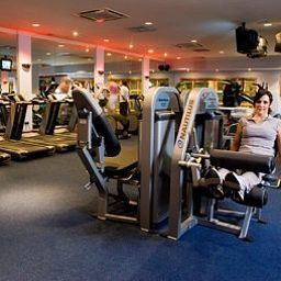Fitness Celtic Manor Resort