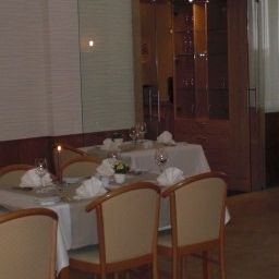 Breakfast room within restaurant Beau Sejour