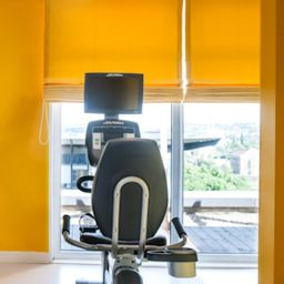 Fitness room Elbflorenz