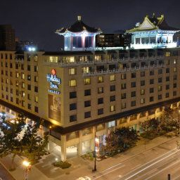 Holiday Inn Select MONTREAL CENTRE VILLE DOWNTOWN Монреаль