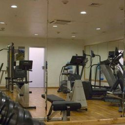 Wellness/fitness area Moscow Marriott Tverskaya Hotel