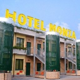 Exterior view As Hotel Monza
