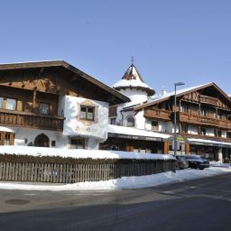 Exterior view Sportpension Singer