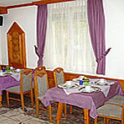 Breakfast room within restaurant Villa Foret