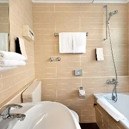 Camera da bagno TRYP by Wyndham (ex Grand City Hotel Berlin Ku'Damm)