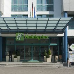 Фасад Holiday Inn ESSEN - CITY CENTRE