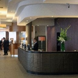 Reception Jurys Inn Belfast Great Victoria Station