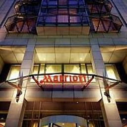 Leipzig Marriott Hotel Лейпциг