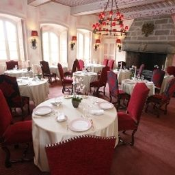 Restaurant Chateaux de Castel Novel Chateaux et Hotels Collection Fotos