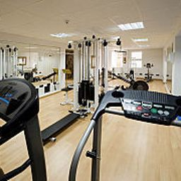 Fitness room Araxa