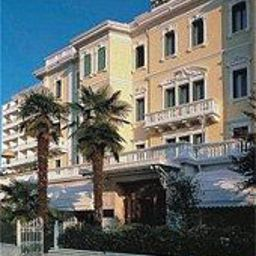 Vista exterior Grand Hotel Trieste & Victoria Vital Thermal Spa