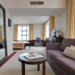 Suite Junior Antwerp Radisson Blu Astrid Hotel