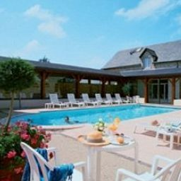 Pool Relais du Gue de Selle Chateaux et Hotels Collection