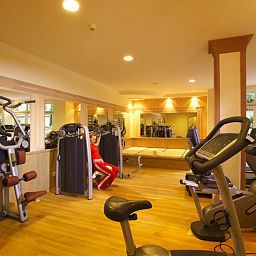 Fitness room Oberwirt