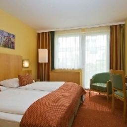 Chambre Park Inn by Radisson Uno City Vienna