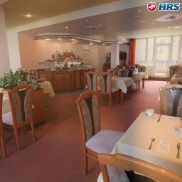 Breakfast room within restaurant Horner Eiche