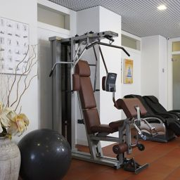 Fitness room Elite Hotel Residence