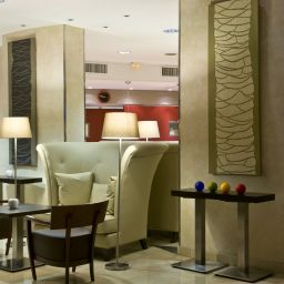 Ресепшен Park Inn By Radisson Nice Airport