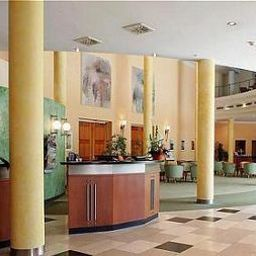 Hall Quality Hotel Plaza Dresden