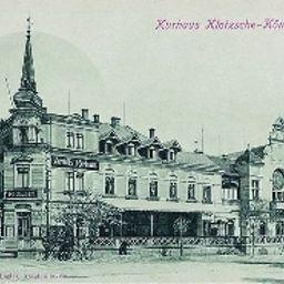 Hotel kurhaus klotzsche dresden 3 sterne hotel for Hotelsuche dresden