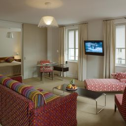 Junior suite Saratz