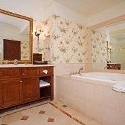 Camera da bagno Golden Palace
