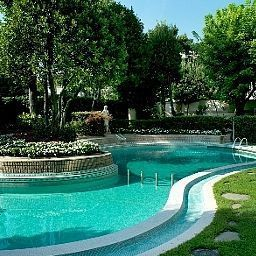 Pool Villa Medici Grand Hotel