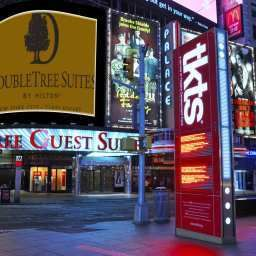 DoubleTree Suites by Hilton New York City  Times Square New York