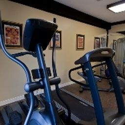 Fitness room Best Western Abercorn Inn Vancouver Airport