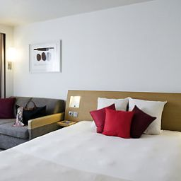 Habitación Novotel London Waterloo