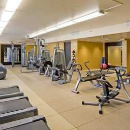 Wellness/fitness DoubleTree by Hilton San Jose