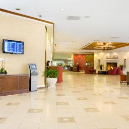 Hall DoubleTree by Hilton San Jose